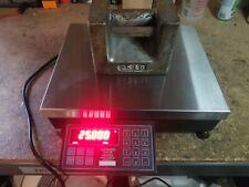 Pennsylvania 7600 parts counter scale