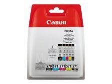 Canon PGI-570 CLI-571 5er Pack für Canon PIXMA - Mehrfarbig