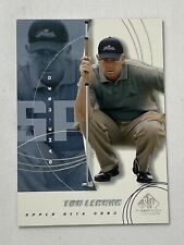 Tom Lehman 2002 Upper Deck SP Game Used Golf Card #10 -FREE SHIPPING