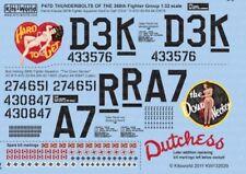 Kits-mundo 1/32 P-47D Thunderbolt 368th FG # 32029