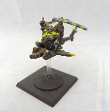 Warhammer Dwarf metal Gyrocopter oop