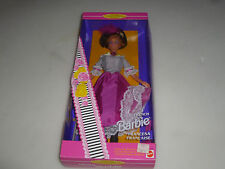 New French Barbie Doll Collector Edition Francesa 1996 Mattel Dolls Of World