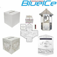 WEDDING RECEPTION CARD POSTING BOX OR WISHING WELL POST BOX OR THANK YOU POSTBOX