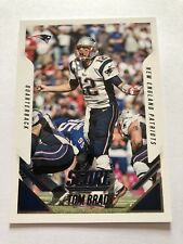 2015 PANINI - TOM BRADY - SCORE FOOTBALL #6 - NEW ENGLAND PATRIOTS G.O.A.T $$$