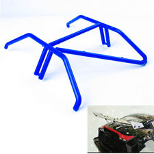 RC 1/10 Model Car Interior Wing Roll Cage Mount Blue Boom Racing 00165B