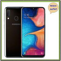 Sealed NEW Samsung Galaxy A20e 5.8″ 32GB 3GB RAM LTE Dual SIM Black Mobile Phone