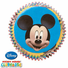 Mickey Mouse Clubhouse Baking Cups 50 ct from Wilton 7070 - NEW