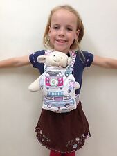 New Doll/Toy Sling/Carrier Birthday/Christmas Present Boy And Girl - Camper Vans