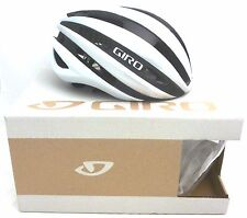Giro Synthe Cycling Helmet Matte White Silver Medium