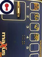 Locksmith Equipment  EURO PRACTICE LOCK with extra pins *free tool* 1st P&P