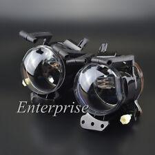 Pair Durable Driving Fog Light Lamp Housing for BMW E60 5-Series 03 04 05 06 07