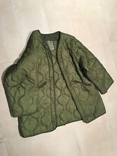 fishtail,night desert parka ,liner ,new old stock,large,1984