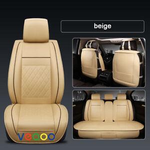 Car Seat Covers for Toyota Land Cruiser Prado 5 Seat 2010-2020 Auto Cushion Mat