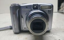 Canon PowerShot A720 IS 8.0MP  Digital Camera 6x Optical Zoom NOT TESTED