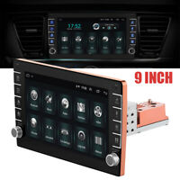 9'' Inch Android 8.1 Car Truck Radio MP5 Player GPS Navigation Touch Universal