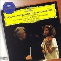 ANNE-SOPHIE/KARAJAN,HERBERT VON/BP MUTTER - VIOLINKONZERTE 3,5  CD NEU