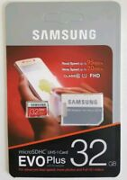 Samsung Memory Evo Plus 32 GB Micro SD Card With Adapter. FREE Delivery