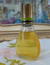 VTG 1970s Shaklee DEUX VIES Body Perfume 0.50 Oz 15ml Splash Approx. 90% Full