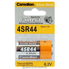 """""""Camelion 4SR44 Foto Batterie PX28L V28PXL 2CR1/3N 544"""
