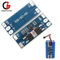 1/2/5/10PCS 2S 8A Balance 18650 Lithium Battery Charger BMS Protection Board