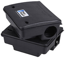 Pest Expert® Rat Bait Station Boxes (Twinpack)