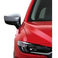 Genuine Mazda CX-5 2017> Door Mirror Cover - Silver - KF1JV3650