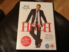 Hitch (DVD, 2005) WILL SMITH , KEVIN JAMES . Includes BLOOPER REEL + MUSIC VIDEO