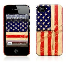 Gelaskin Gelaskins iPhone 4 4S Hard Case Star and Stripes