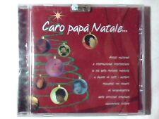 CD CARO PAPA' NATALE LITTLE TONY ANTONELLA RUGGIERO IVANA SPAGNA EUGENIO FINARDI