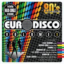 80's Revolution Euro Disco Vol 1 von Various Artists (2012)