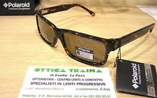 Occhiali da sole Sunglasses Polaroid X8301 B XOOR MARRONE 100%UV400 ANTIRIFLESSO