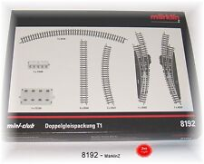 Märklin 8192 Pista doble pack T1 #nuevo en emb. orig.#