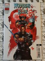 Wolverine vs. Blade Special (2019) Marvel - #1, 2nd Print Variant, 44 Pgs, NM