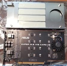 Asus Hyper M.2 x16 Card v2 - Open box
