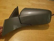 03 04 05 06 07 Cadillac CTS Left driver Door Power Mirror LH Manual Folding