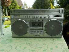 SHARP GF9898 Vintage radio cassette rercorder, boombox, ghettoblaster