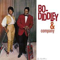 BO DIDDLEY - BO DIDDLEY & COMPANY   VINYL LP NEU