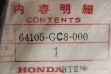 1983-1984 NH80 HONDA (HB30) NOS OEM 64105-GC8-000 MOLDING WINDSCREEN