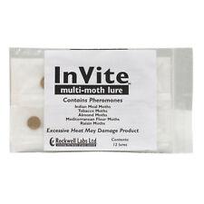 Pantry Moth Trap (12 Traps) Indian Meal Moth Trap Seed Moth Trap Flour Moth Trap