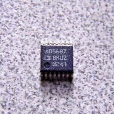 AD5687BRUZ -  Digital to Analog Converter, Dual, 12 bit (K)