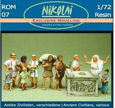 Nikolai ROM07 Ancient Civilians Mix