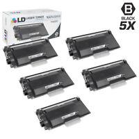 LD Compatible Brother TN890 Toner Set of 5 for HL-L6400DW, L6400DWT, MFC-L6900DW