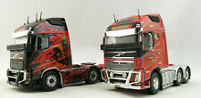 Tekno 71291 Volvo Globetrotter XL 6x  Prime Mover K S EASTER Twin Truck Set 1:50