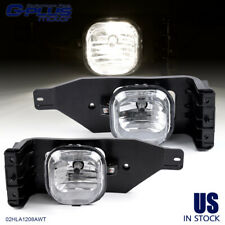Ford 05-07 F-250 F-350 Super Duty 05 Excursion Driving Fog Lights Bumper Lamps*2