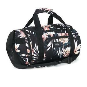 Rip Curl PACKABLE DUFFLE PLAYA Gym Sport Cabin Overnight Travel Bag LTRIM1 Black