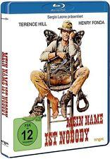 Blu-ray MEIN NAME IST NOBODY v. Sergio Leone, Terence Hill, Henry Fonda ++NEU