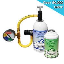 AirconTopup.com Gas Top up Recharge Refill Regas Tool Kit