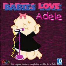BABIES LOVE ADELE [CD]