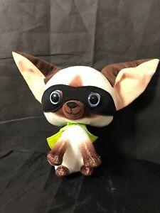 "Kohls Cares Skippyjon Jones Chihuahua Dog 12"" Plush Scholastic Stuffed Toy. B23"