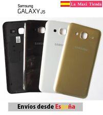 "Tapa Trasera Bateria ""Samsung Galaxy J5"" Negra Blanca Dorada SM-J500 Cubierta"